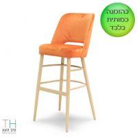 כסא בר מרופד אינטר-07