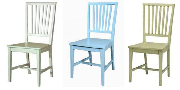 כסא מרי צבעוני