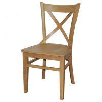 כיסא לפינת אוכל טל מעץ אלון