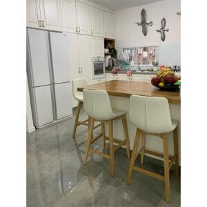 כסא בר מעוצב למטבח דגם מרטין
