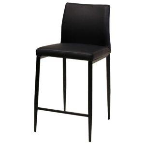 כסא בר מרופד רומיאו