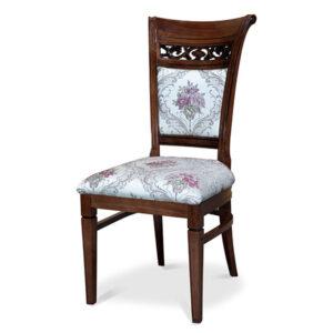 כסא שושנים גבוה