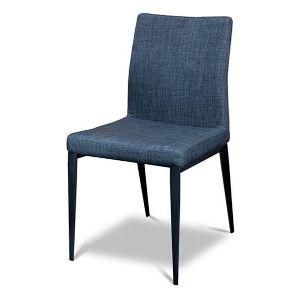 כסא מרופד לפינת אוכל מורל