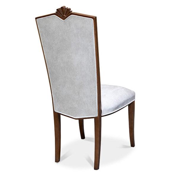 כסא מיכל מאחורה