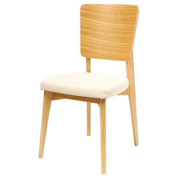 כסא שיר עץ אלון