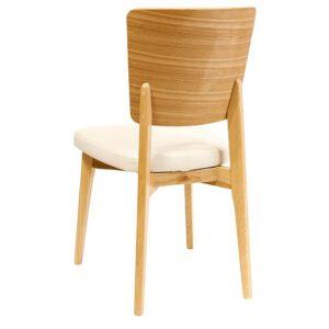 כסא שיר מאחורה