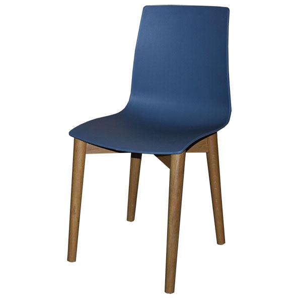 כסא ניס רגל עגולה