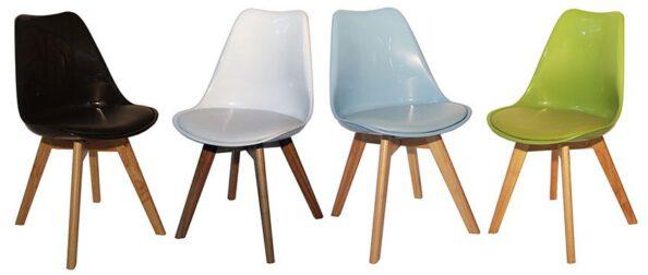 כסאות 1174 מרופדים