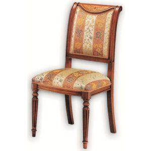 כסא 384 רגל עגולה