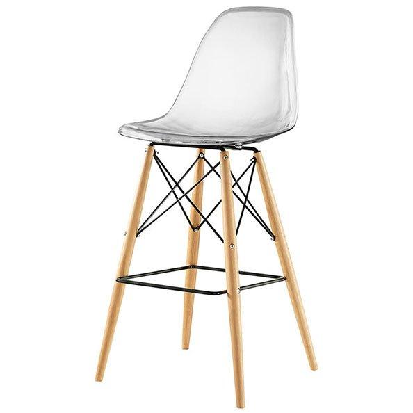 כסא בר איימס שקוף