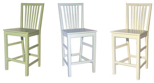 כסאות בר צבעוניים מרי