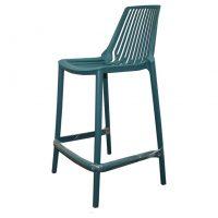 כסא בר רצועות פסים