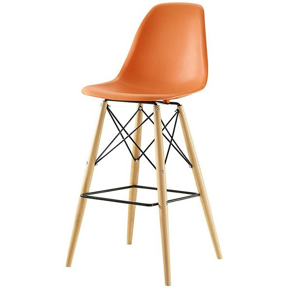 כסא בר איימס מרובע