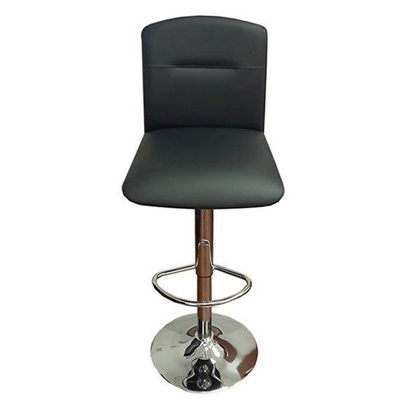 כסא בר טלסקופ עור