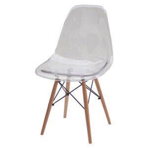 כסא איימס שקוף