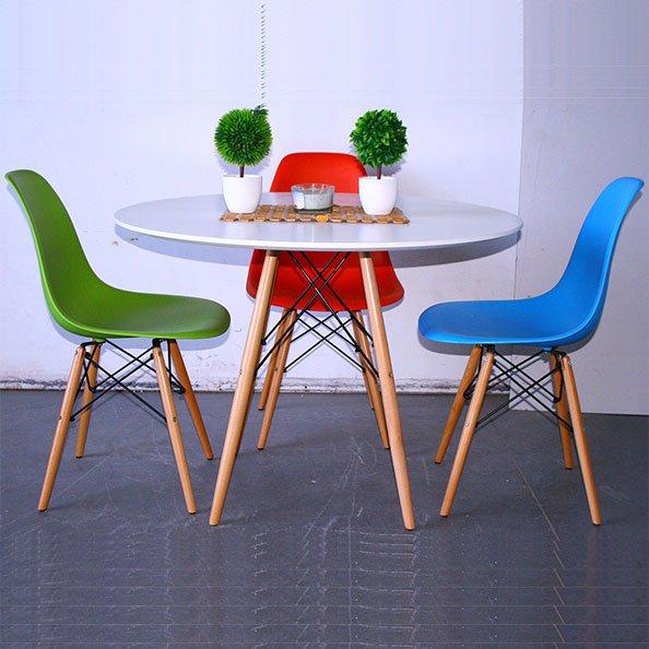 שולחן איימס לבן