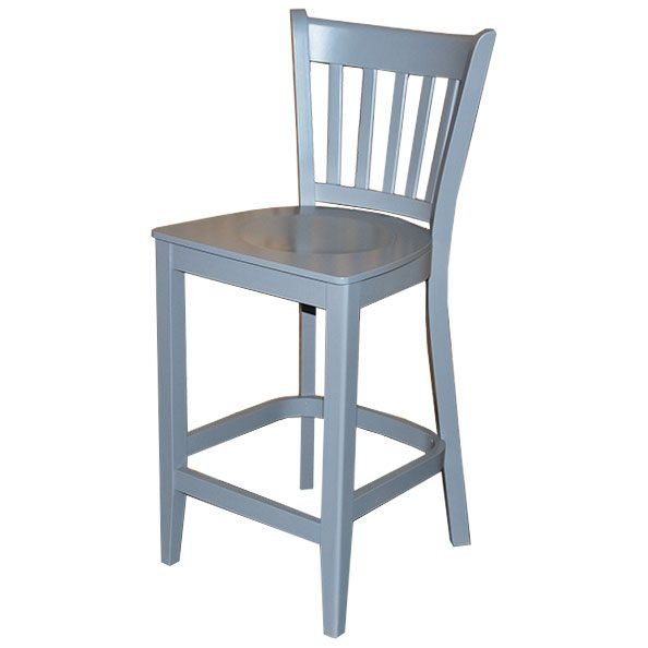 כסא בר מעץ איתי