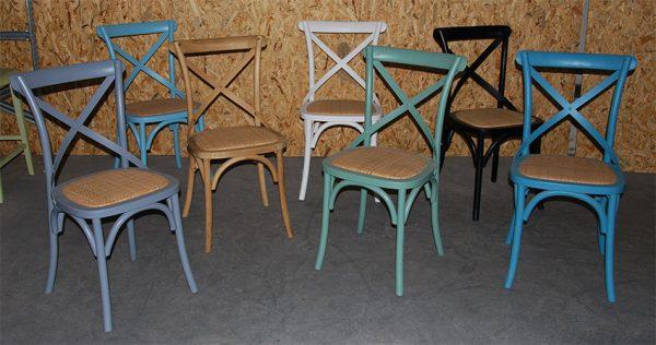 כסאות קיאנו לפינת אוכל בצבעים