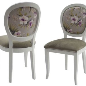 כסא מאיה שמנת
