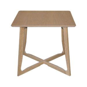 שולחן ריבוע אלון