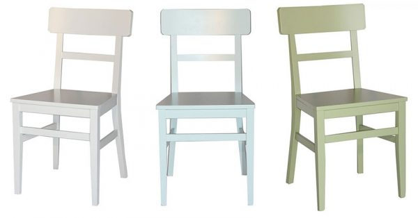 כסאות מילאנו צבעוניים