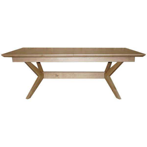 שולחן סורנטו מלבני עץ אלון