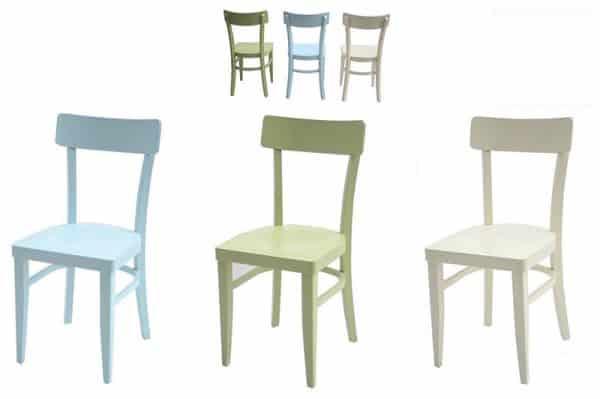 כסאות אור צבעוניים