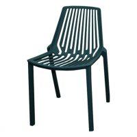 כסא פלסטיק רצועות