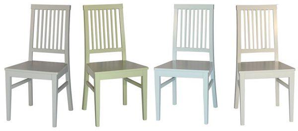 כסאות ריבה צבעוניים