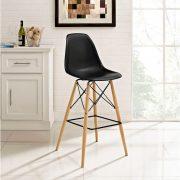 כסא בר איימס שחור