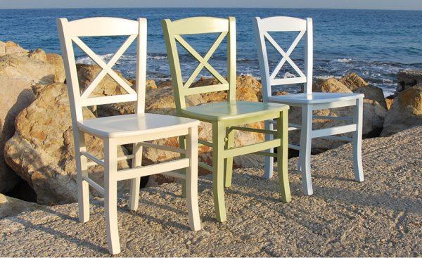 כסאות ונטה איקס צבעוניים