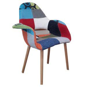 כורסא מעוצבת טלאים