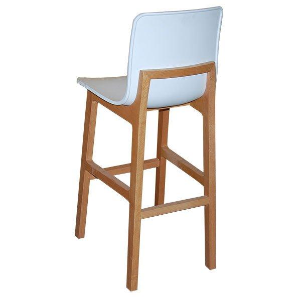 אדיר כסא בר גב עץ - טיב העץ ZC-58