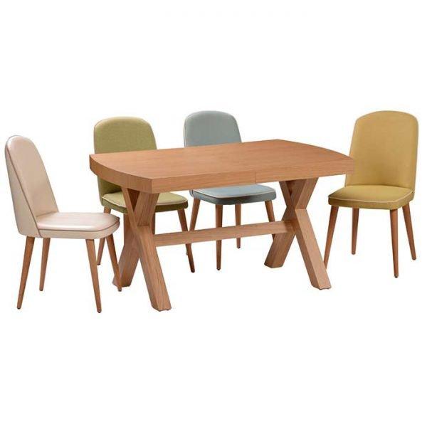 שולחן קטן נפתח