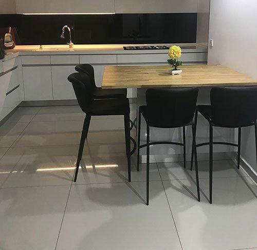 מגניב כסאות בר | דגמי 2019 של כסאות בר למטבח - היבואן טיב העץ CQ-28