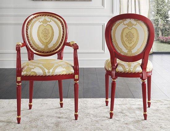 כסא קלאסי דגם 135
