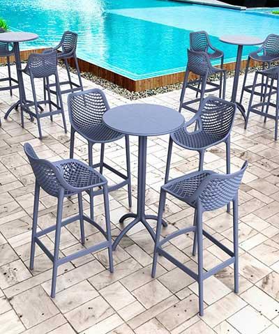 כיסאות בר מעוצבים
