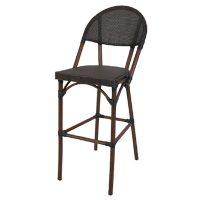 כסא בר למסעדות ובתי קפה דגם ריו-04