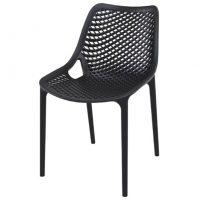 כסא פלסטיק לבתי קפה דגם ריו-24