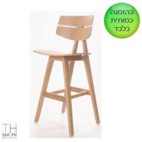 כסא בר מעץ אוזו-03