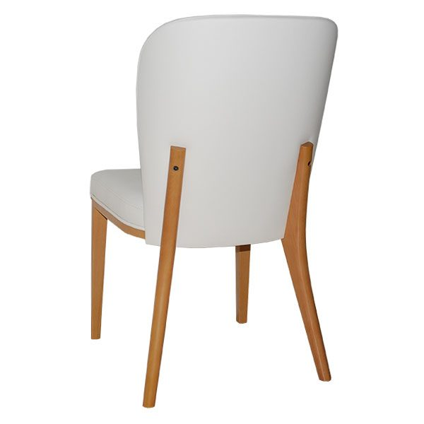 כסא לפינת אוכל דגם טורינו צבע שמנת