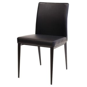 כסא לפינת אוכל מורל דמוי עור