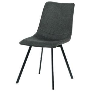 כסא לוקאס שחור חדש