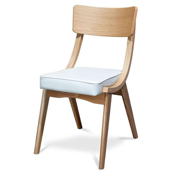כסא לפינת אוכל עץ אלון
