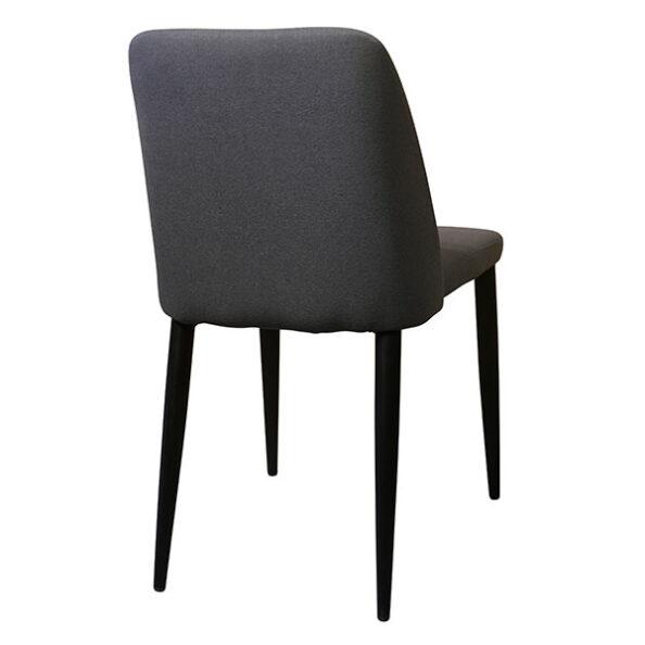 כסא קלרה מזווית אחורית
