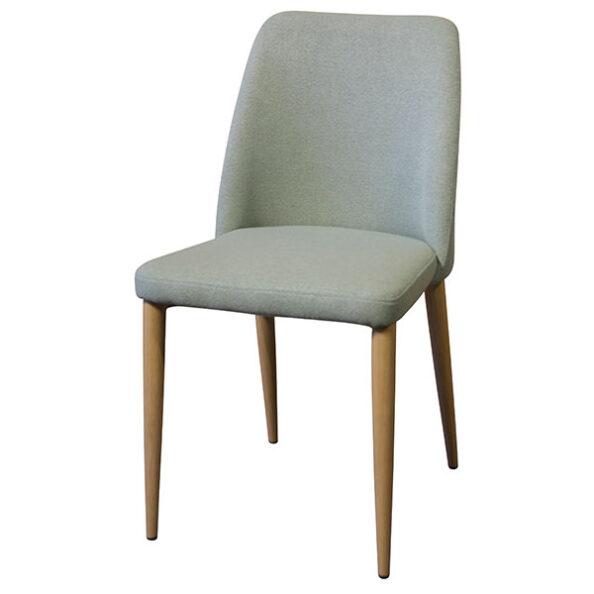 כסא קלרה ירוק
