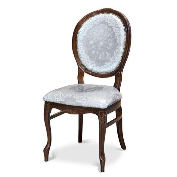 כסא לפינת אוכל אליפסה פרח