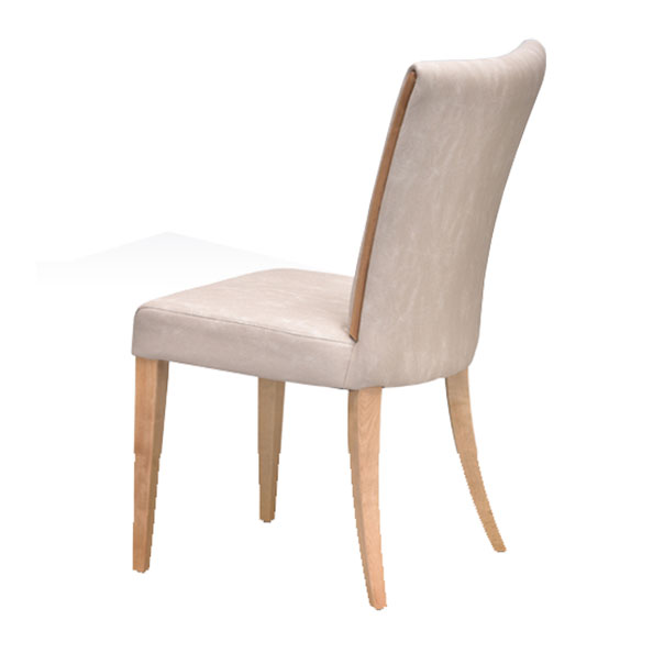 כסא שחף שמנת מעונן