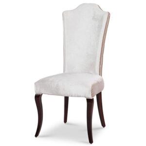 כסא מרופד יוקרתי