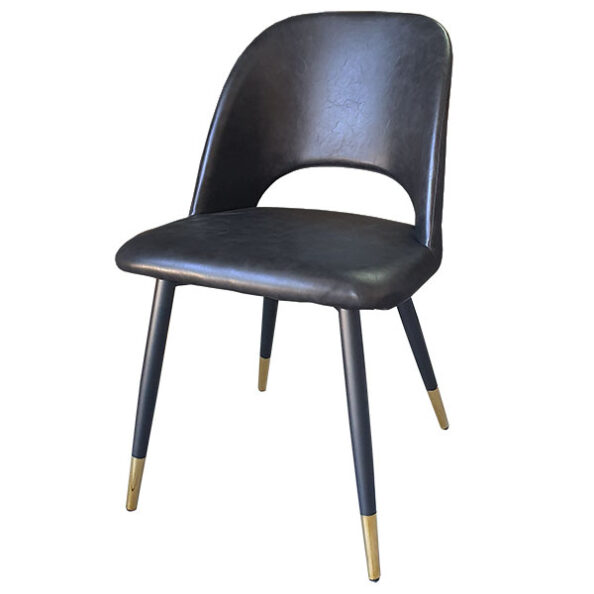 כסא מדריד תחתיות זהב